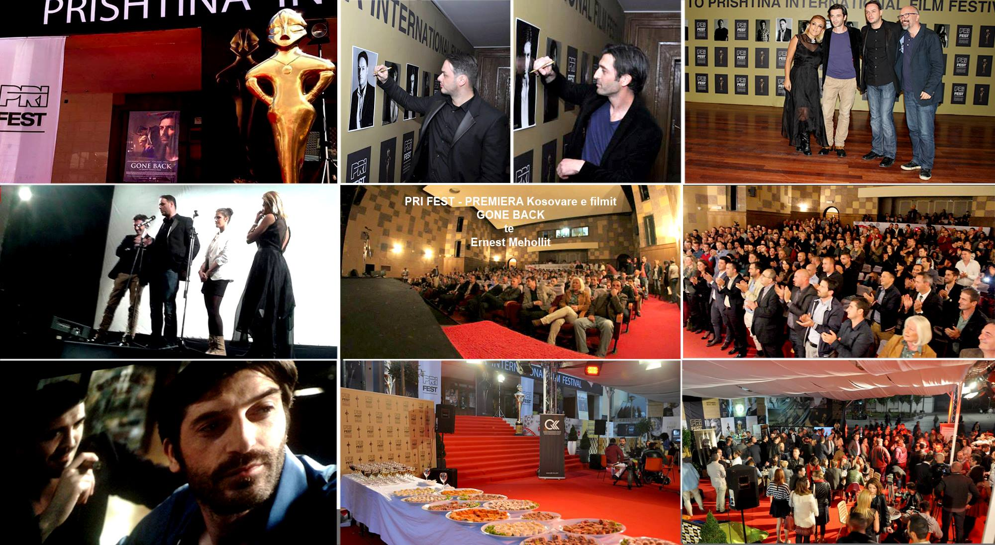 Ernest Meholli Astrit Alihajdaraj Blerim Destani Hanna Verboom Audience Award publiks prijs qmimin e publikut prifest prishtine