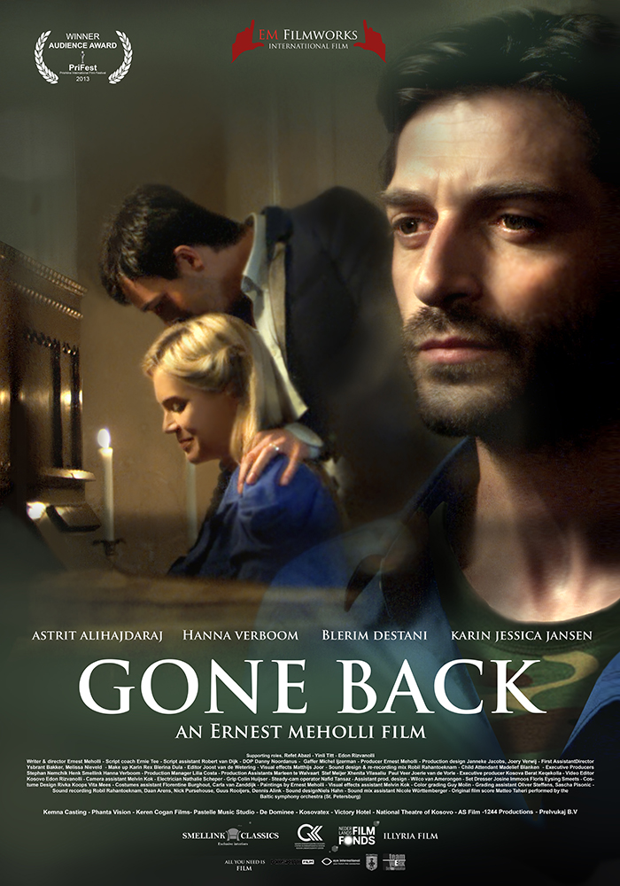01 GONE BACK AUDIENCE AWARD Winner